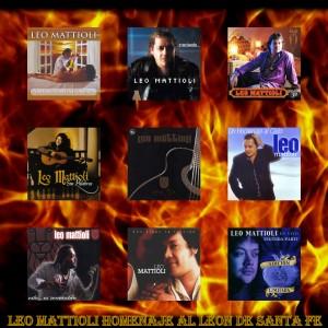 Leo mattioli - homenaje al leon de santa fe 2013