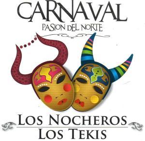 LOS NOCHEROS Y LOS TEKIS -Carnaval Pasion del Norte (2011)