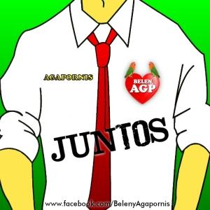 AGAPORNIS – Juntos (2014)