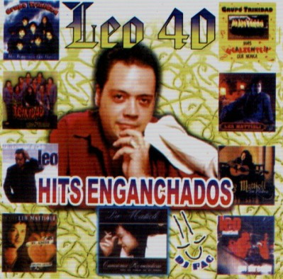 Leo Mattioli - 40 Hit Enganchados (2004)