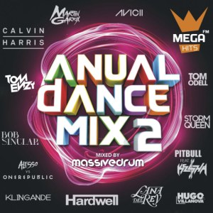 Anual Dance Mix 2 Powered By Mega Hits (2014)