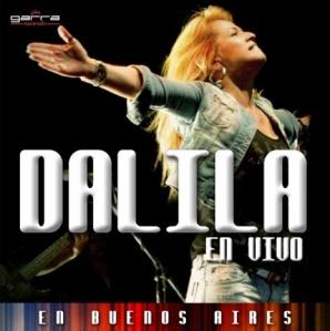 Dalila - En vivo en Buenos Aires - Front