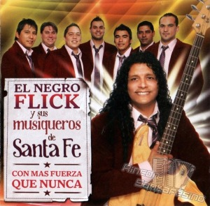 Los musiqueros de santa fe - con mas fuerza que nunca (2013)