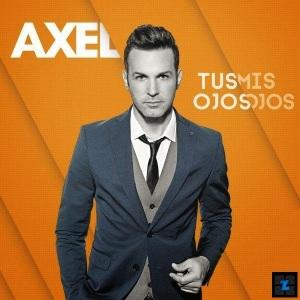 Axel - Tus Ojos Mis Ojos - Front