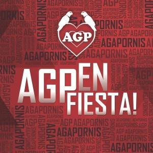 AGAPORNIS - AGAPORNIS EN FIESTA (EN VIVO) [2014]